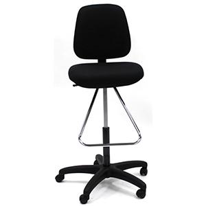 workbench chair big tall tubular base 400lb capacity 1010425